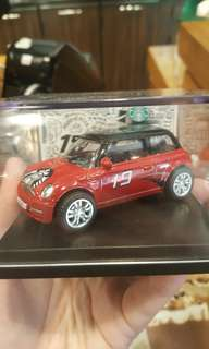 Starbucks 19th aniverservey mini car