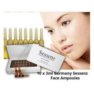 Bridal Makeup Ampoules Collagen Brand New