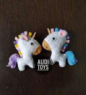 Mainan Anak Unicorn Kecil (Pretend Play) #MakinTebel