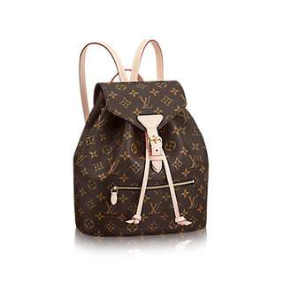 LV MONTSOURIS backpack 背包