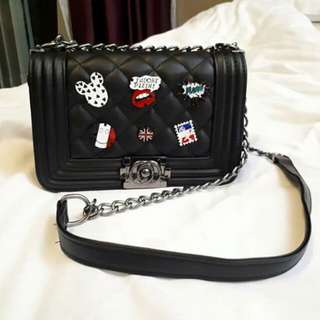 2 way Chanel bag