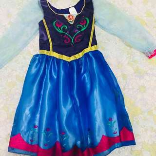 Disney, Anna's dress from Frozen