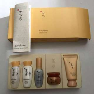 Sulwhasoo Essential Kit (5 Items) - Exclusive Set