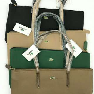 Lacoste Bag on 40% SALE ( Replica )
