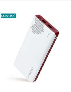 Romoss PowerBank pixel Heart 20kmah