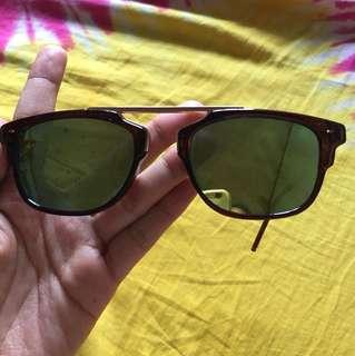 #makintebel Kacamata gaya