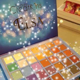 Beauty Creation Elsa Eyeshadow Palette