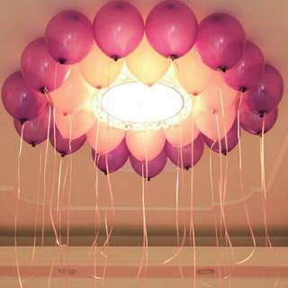 25 pcs Metallic Balloons