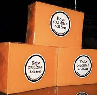 Pure kojic whitening soap 1for$7 3for$18 5for$30