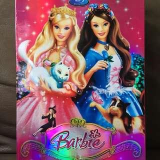 小朋友至愛 DVD 芭比公主系列