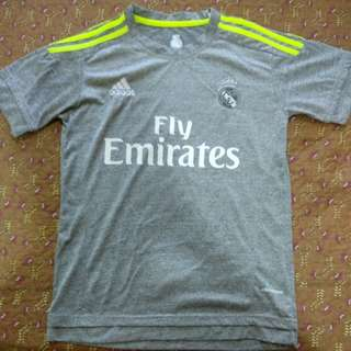 Real Madrid Jersey gred Copy ori