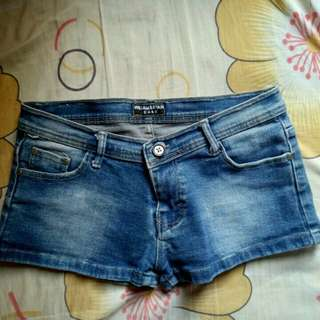 Reprice !! Hotpants Jeans