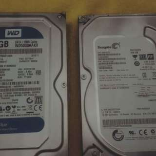 Hard disk 500gb desktop