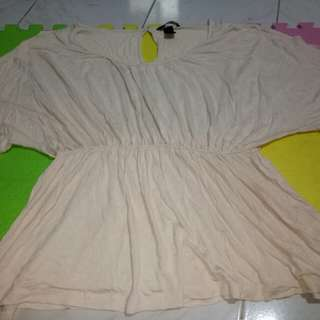 H&M  Top for Woman(Size L-XL)