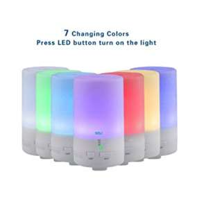 Ultrasonic Aroma Diffuser with Free essential oil