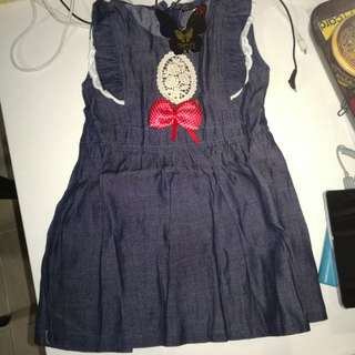 Denim Dress #fesyen50