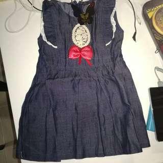 Denim Dress #fesyen50