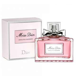Miss Dior absolutely blooming 100 ml