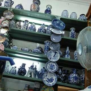 Keramik pajangan..