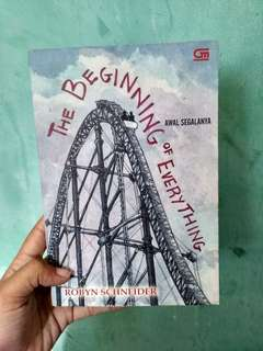 NOVEL THE BEGINNING OF EVERYTHING