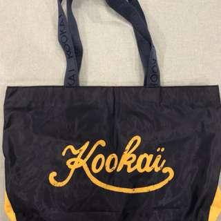Kookai shoulder bag - water resistant nylon