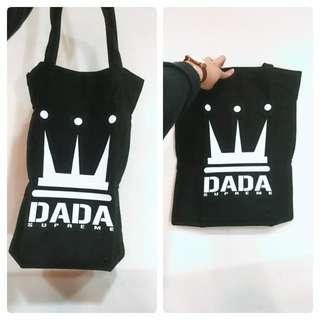 🚚 全新DADA帆布購物袋