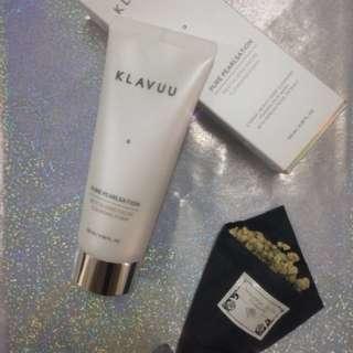🇰🇷 Korea genuine Klavuu skin care products maintenance series