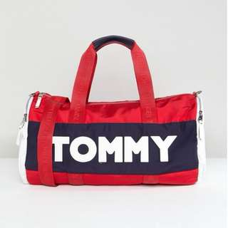 TOMMY HILFIGER BAG TRAVEL HOLLDALL