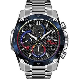 ⭐LIMITED EDITION - CASIO EDIFICE Scuderia Toro Rosso Driver Watch⭐