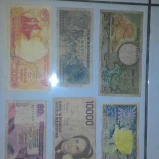 Uang Lama campuran