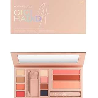 (PO) [Maybelline x Gigi Hadid Collection] Jetsetter Palette