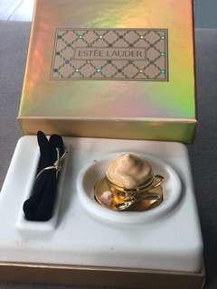Limited Edition  Estée Lauder Compact Solid Perfume