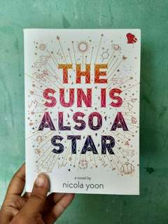 NOVEL THE SUN IS ALSO A STAR
