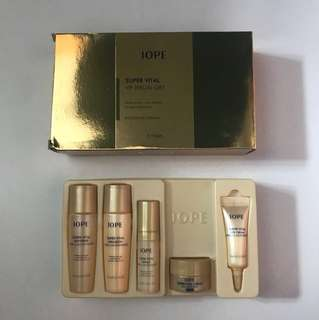 IOPE Super Vital VIP Special Gift Set (5 Items)