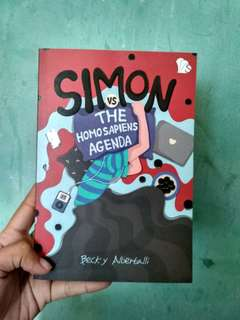 NOVEL SIMON VS THE HOMO SAPIEN AGENDA