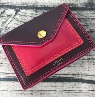 Celine card holder 信封包