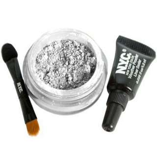 NYC Smooth Mineral Loose Eyepowder Kit