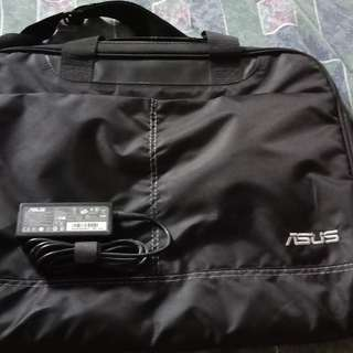 Original asus bag and charger for laptop! :)