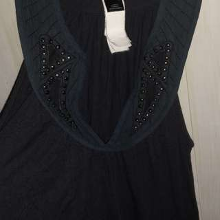 MNG little black dress