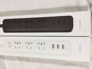 Xiaomi Power Strip Extension With USB Ports