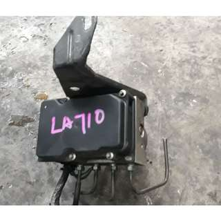 Nissan Latio ABS Modulator