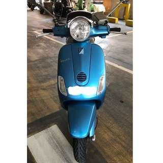 Vespa LX150 (price revised final)