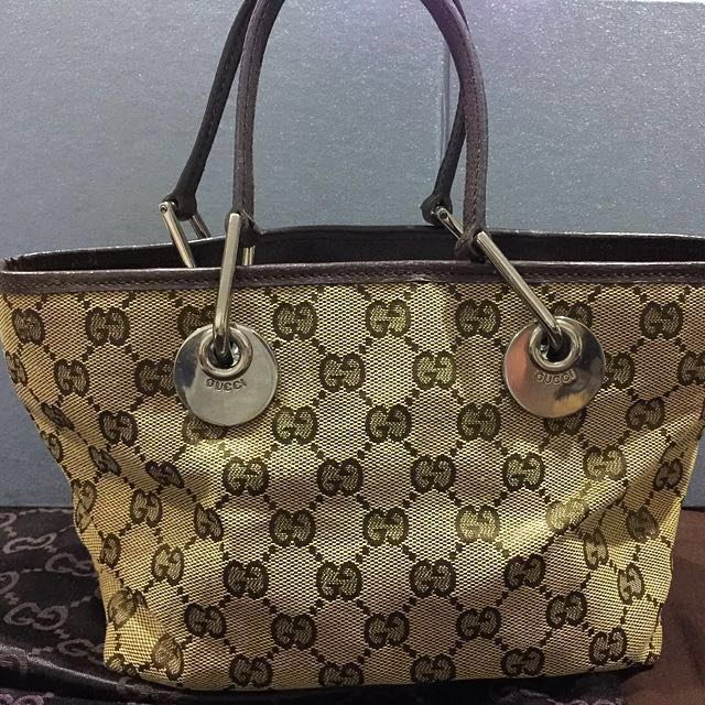 a518be325102 100% authentic- Gucci Classic Neverfull , Luxury, Bags & Wallets on ...
