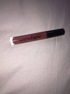 NYX Lingerie (Liquid Lipstick)