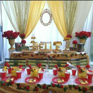 birthday decoration party