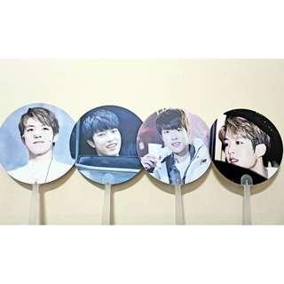 Infinite Sungyeol Handfans