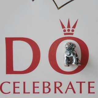 Authentic Pandora Labrador Charm