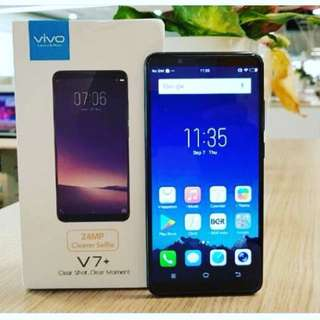 vivo v7plus promo bunga 0,99