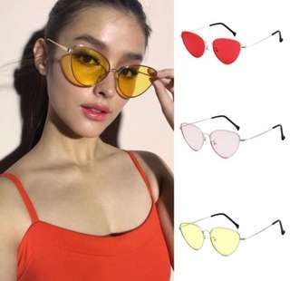 Liza Cat eye sunnies