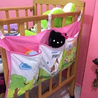 Diapers toys storage